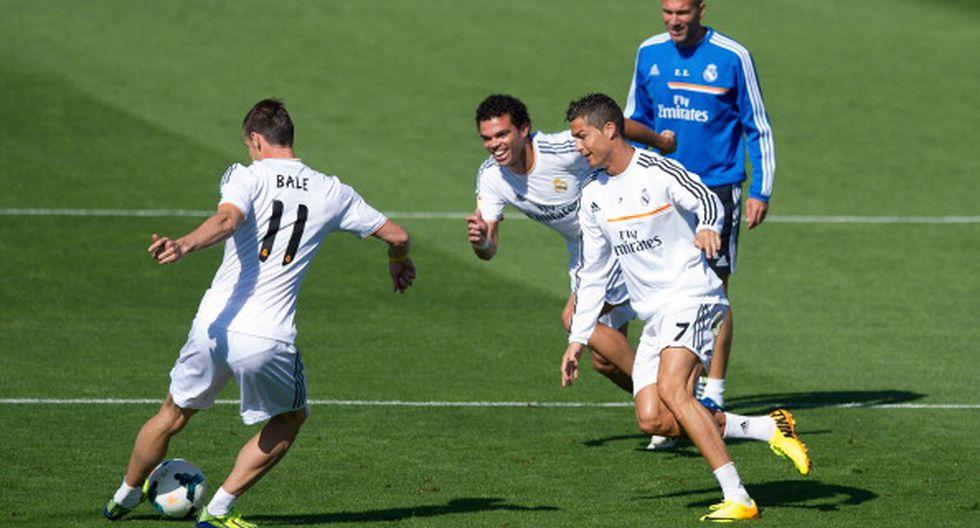 Zinedine Zidane dejó el Real Madrid luego de levantar 3 Champions League. (Getty)