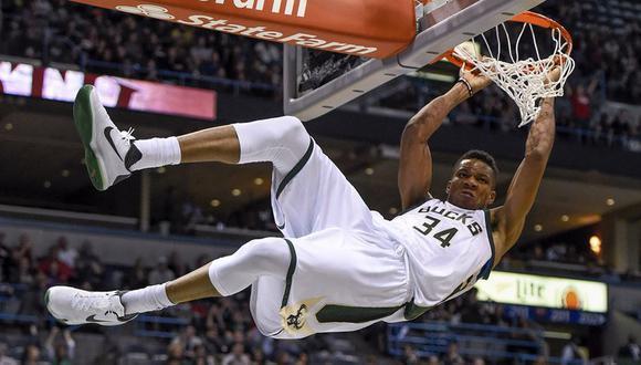 Giannis Antetokounmpo tiene todas las cualidades para marcar época en la NBA. (Foto: USA Today Sports)