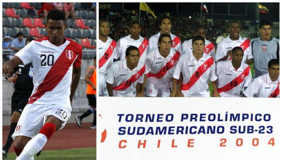Marcos López ya jugó en la Selección Peruana Sub 20 de 2017 y 2019. (Diseño: Depor)