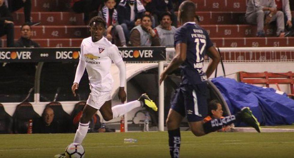 Liga de Quito vs. Macará: chocan en la Casa Blanca por la Serie A de Ecuador. (Foto: Liga de Quito)
