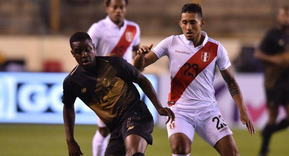 Contra Costa Rica arrancó en primera línea y cumplió. (Video: Movistar Deportes)
