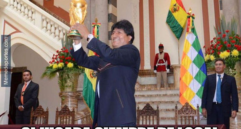 Los mejores memes de la derrota de Argentina ante Bolivia