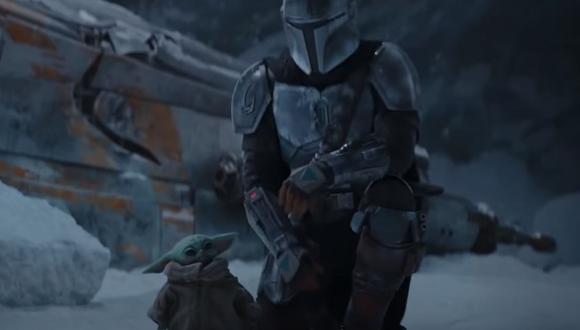 """""""The Mandalorian"""" lanza nuevo teaser y pósters de la segunda temporada. (Foto: Captura de video)"""