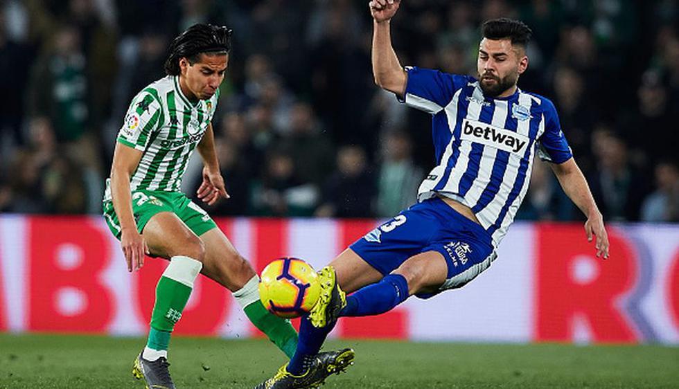 Betis y Alavés igualaron 1-1 en el Benito Villamarín por LaLiga Santander. (Getty)