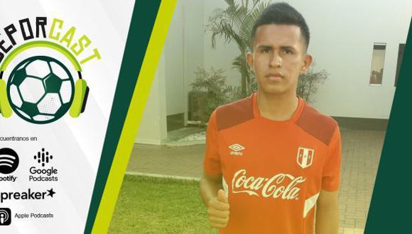 Osama Vinladen Jiménez, el volante de Unión Comercio que quiere volver a la Selección. (Foto: Depor)