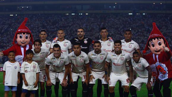 La 'U' volverá a disputar la Libertadores después de dos años. (Foto: Leandro Brito / GEC)