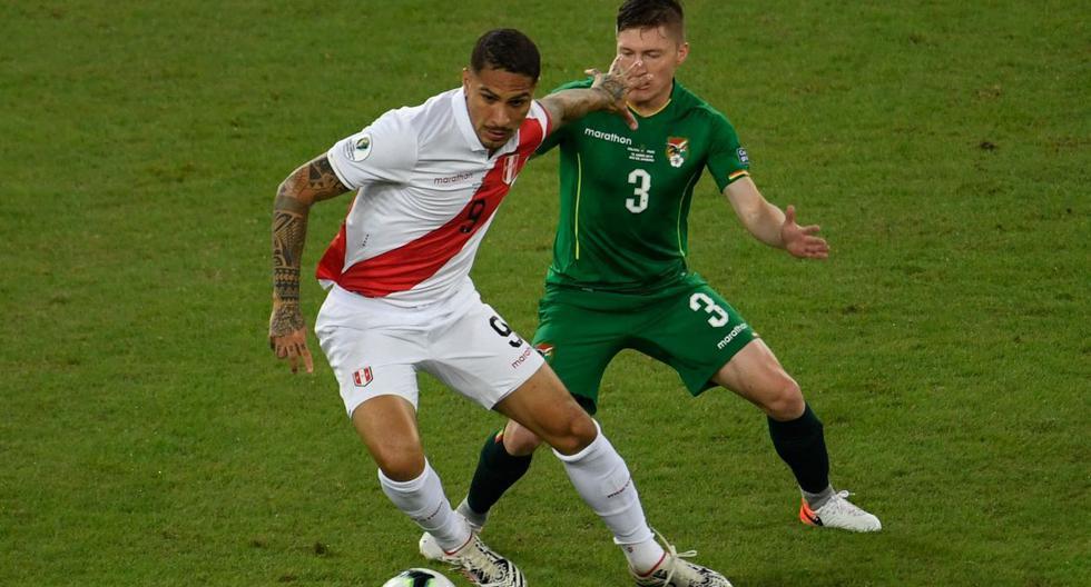 Perú vs. Bolivia en el Maracaná por el grupo A de la Copa América (Foto: AFP)