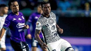 América de Pedro Aquino logró una victoria por la Liga de Campeones de la Concacaf