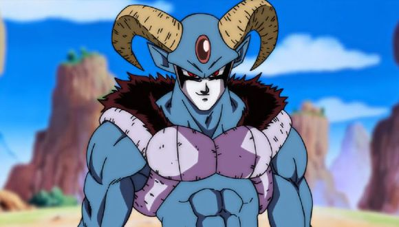 La forma final de Moro en Dragon Ball Super
