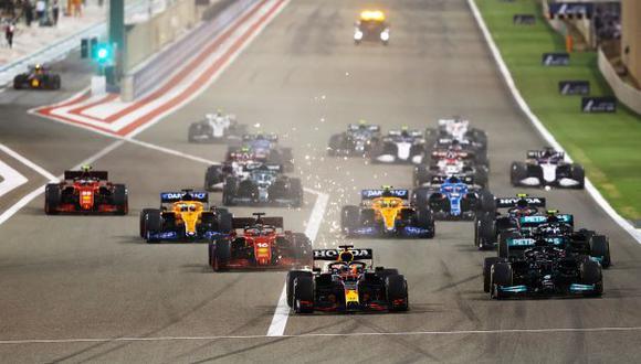 Lewis Hamilton se llevó la primera carrera de la temporada en el Mundial. (Foto: F1)