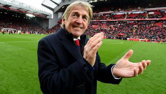 Kenny Dalglish jugó durante las temporadas 1977-1991 en el Liverpool de Inglaterra. (Foto: Web de Liverpool FC)