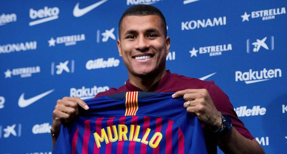 Jeison Murillo. (Getty Images)