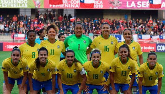 La CBF hizo el anuncio este miércoles en la presentación de las nuevas coordinadoras del fútbol femenino de Brasil.