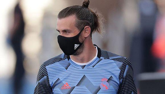 Gareth Bale llegó al Real Madrid en 2013 desde Tottenham. (Getty)