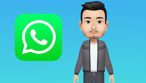De esta forma podrás tener tus Facebook Avatars en WhatsApp. (Foto: Depor)
