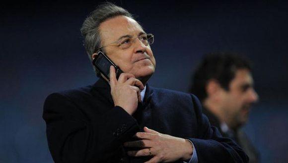 Florentino Pérez lleva su segunda etapa como mandamás del Real Madrid. (Getty)