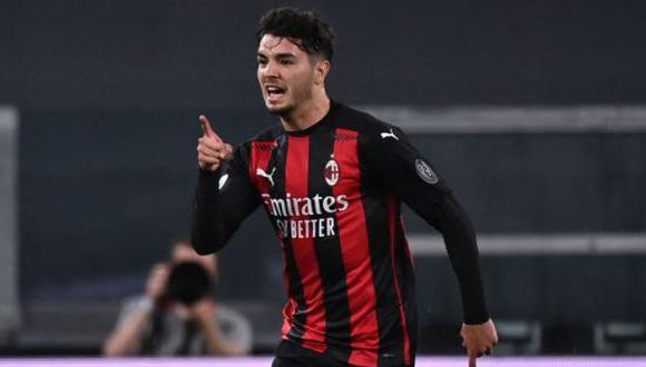 Brahim Díaz fue nuevamente cedido al AC Milan hasta 2023. (Foto: Getty Images)