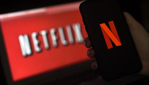 Guía de Netflix para eliminar los tráilers al final de las series y películas (Olivier DOULIERY / AFP).