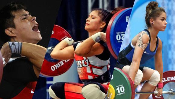 David Bardalez, Fiorella Cueva y Shoely Mego apuntan a los Juegos Olímpicos Tokio