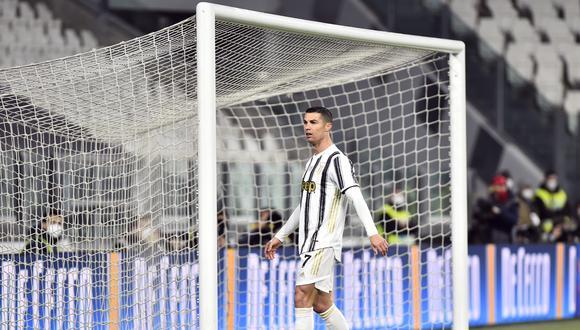 Juventus vs. Spezia con Cristiano Ronaldo por la Serie A de Italia. (Foto: Reuters)