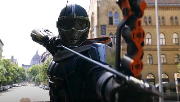 """Marvel: """"Black Widow"""" revela las mejores imágenes de Taskmaster antes de su estreno"""