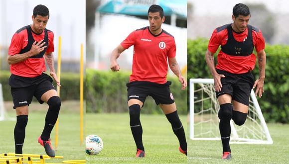 Alonso espera jugar la final con Universitario. (Foto: Prensa 'U')