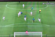 Mientras brindabas por Año Nuevo: así fue el primer gol oficial del 2021 que marca historia en el fútbol [VIDEO]