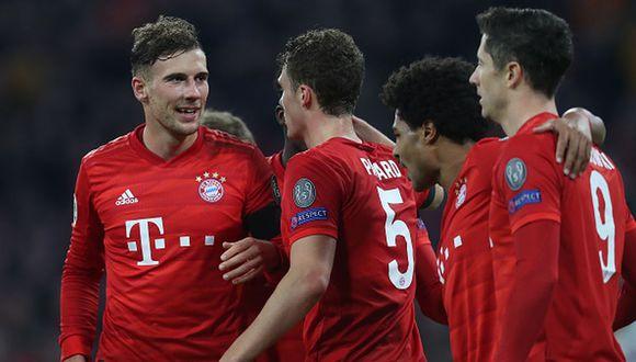 Bayern Munich superó sin problemas al Olympiacos por la fecha 4 del Grupo B de Champions League en el Allianz Arena. (Getty)