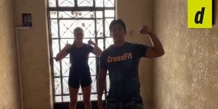 3 ejercicios básicos para una rutina de Crossfit en casa