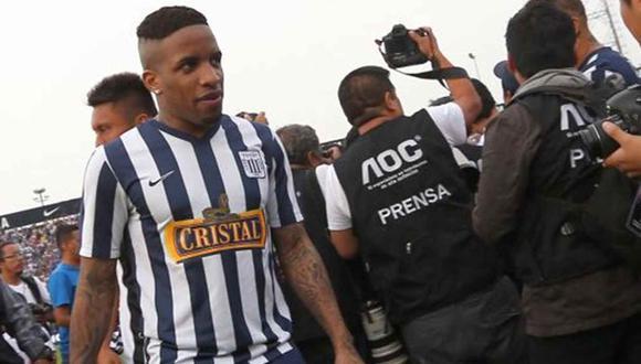 Jefferson Farfán es nuevo fichaje de Alianza Lima. (Foto: GEC)