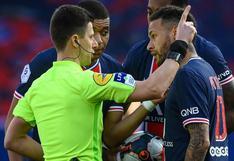 """""""No es un buen compañero"""": en Francia no perdonan la actitud de Neymar"""