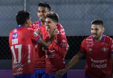 El 'Aviador' agarra altura: Wilstermann venció a Peñarol por la Copa Libertadores 2020