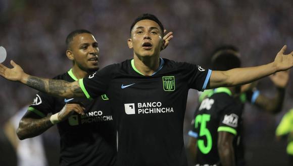 Jean Deza no estará en el Alianza Lima vs. Deportivo Municipal. (Foto: GEC)