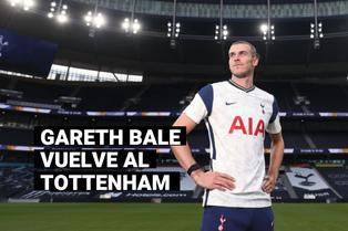 Tottenham: Bale y Reguilón son los nuevos refuerzos de los 'Spurs'