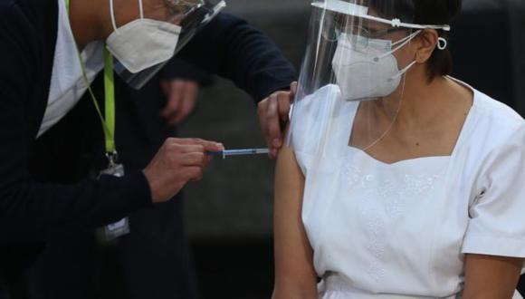 Vacuna COVID en México: ¿Quiénes pueden registrarse para ser vacunados contra el coronavirus? (Foto: EFE)