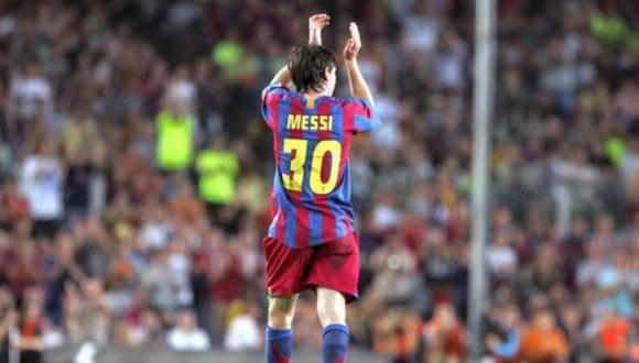 Lionel Messi: PSG le habría ofrecido el dorsal '30' al jugador argentino   Paris  Saint-Germain   Ligue 1   FUTBOL-INTERNACIONAL   DEPOR