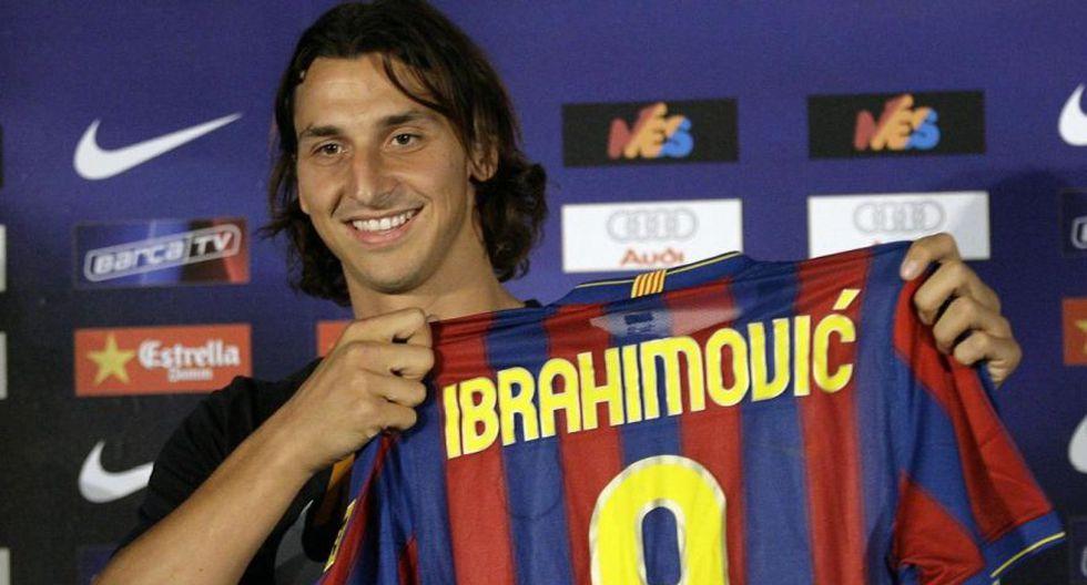 Fichajes: Zlatan al Barcelona, Eto'o rumbo al Inter y los trueques ...