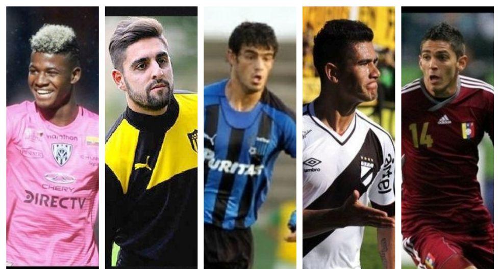 Así lucían los internacionales de Alianza Lima, Universitario de Deportes y Sporting Cristal.