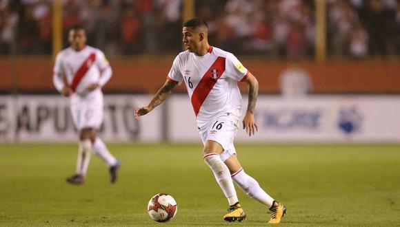 Sergio Peña podría ser titular en el Perú vs. Ecuador. (Foto: GEC)