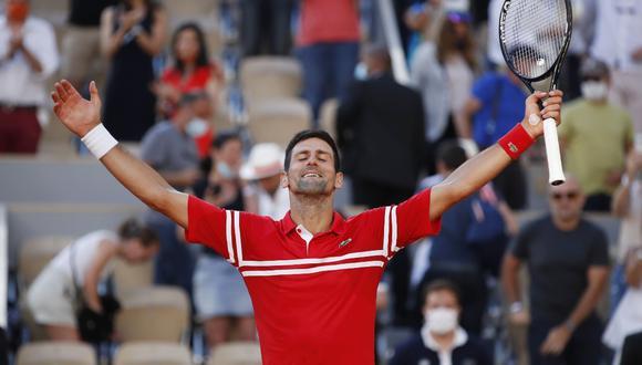 Novak Djokovic competirá en los Juegos Olímpicos de Tokio en busca de la medalla de oro. (Reuters)