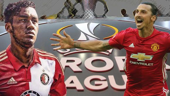 Renato Tapia vs. Ibrahimovic: los rivales de los peruanos en Europa League.