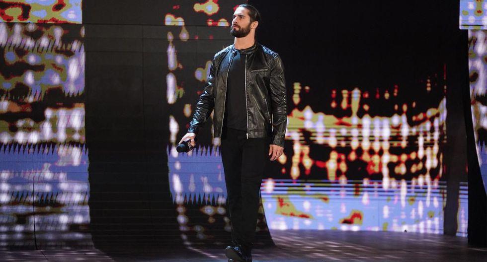 Seth Rollins fue campeón Universal en dos ocasiones. (WWE)