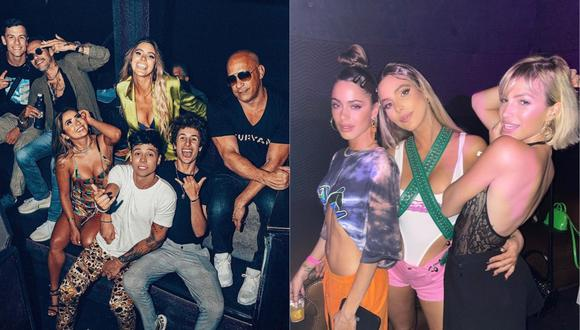 Lele Pons celebró su cumpleaños junto a Guaynaa, Marc Anthony, Vin Diesel y  Anitta USA EEUU Estados Unidos Celebs nndc | OFF-SIDE | DEPOR