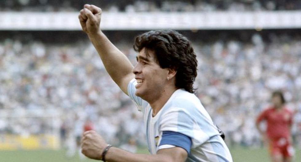 Está de festejo: Maradona cumple 60 años y el mundo del fútbol se rinde ante su leyenda