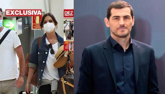 Casillas y Sara Carbonero anunciaron el fin de su matrimonio en marzo. (Foto: Revista Diez Minutos)
