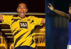 ¿Exageraron un poco? Jude Bellingham firmó por Borussia Dortmund y Birmingham City retiró el número de su camiseta