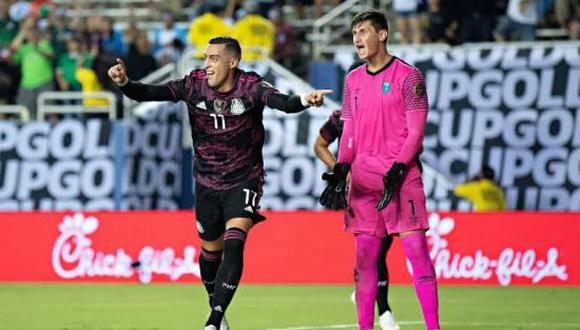 México vs. El Salvador: las mejores cuotas de apuestas para la Copa Oro 2021 en DoradoBet. (Foto: Imago7)