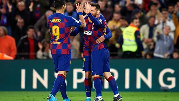Barcelona aplastó 4-1 al Alavés por la jornada 18 de LaLiga Santander. (Foto: Getty Images)