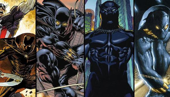 """Lee todos los cómics de """"Black Panther"""" gratis a través de esta plataforma"""