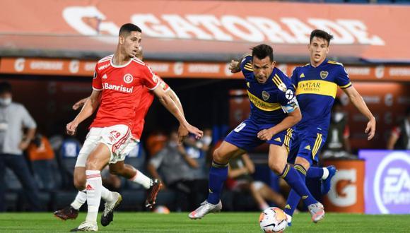 Boca Juniors vs Inter: resultado, resumen y mejores jugadas por la vuelta  de octavos de final de Copa Libertadores 2020 | FUTBOL-INTERNACIONAL | DEPOR